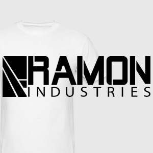 RAMON INDUSTRIES - 56 mm Button - Men's T-Shirt