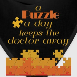 A puzzle a day keeps doctor away - Bandana