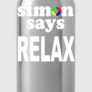 SIMON SAYS RELAX - Water Bottle