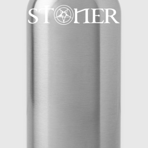 Stoner Quotes - Water Bottle