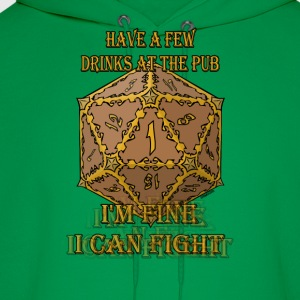 A Few Drinks T-Shirts - Men's Hoodie
