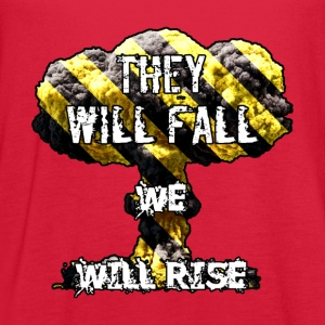 They Will Fall T-Shirts - Women's Flowy Tank Top by Bella