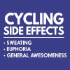 Cycling Side Effects T-Shirts - Women's Premium T-Shirt