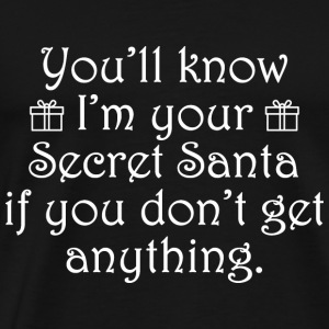 Secret Santa - Men's Premium T-Shirt