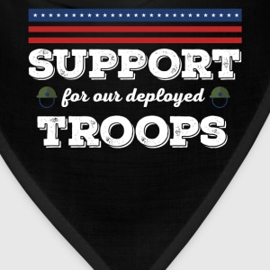 Support for our deployed troops - Bandana