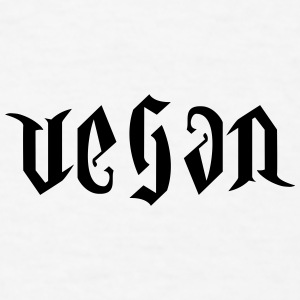 VEGAN AMBIGRAM V2 Sportswear - Men's T-Shirt
