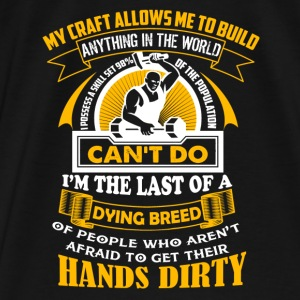 I'm A Blacksmith - Men's Premium T-Shirt