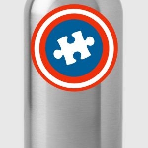 Autism awareness T-Shirts - Water Bottle