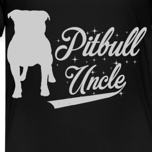 pitbull uncle2.png Kids' Shirts - Toddler Premium T-Shirt