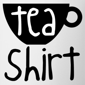tea shirt1.png T-Shirts - Coffee/Tea Mug