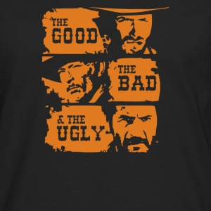 The Good The Bad & The Ugly - Men's Premium Long Sleeve T-Shirt