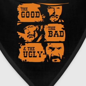 The Good The Bad & The Ugly - Bandana
