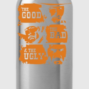 The Good The Bad & The Ugly - Water Bottle