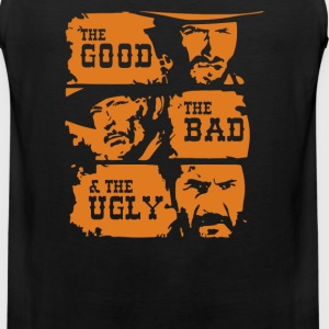 The Good The Bad & The Ugly - Men's Premium Tank