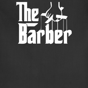 the barber - Adjustable Apron