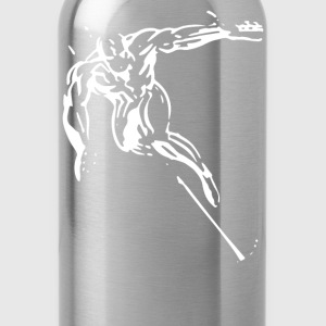 The Silver Surfer - Water Bottle