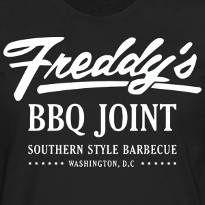 Freddy's BBQ Joint - Men's Premium Long Sleeve T-Shirt