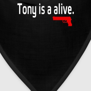 Tony is alive Sopranos - Bandana