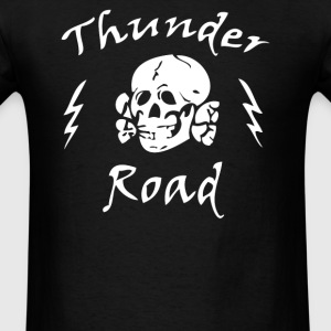 thunder road - Men's T-Shirt