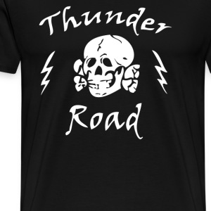 thunder road - Men's Premium T-Shirt