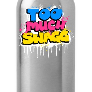 Too Much Swagg Graffiti - Water Bottle