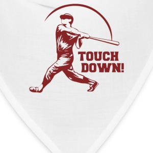 Touch Down Funny - Bandana