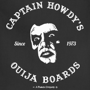 Captain Howdy's Ouija Boards - Adjustable Apron