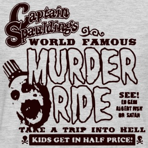 Captain Spauldings Murder Ride - Men's Premium Long Sleeve T-Shirt