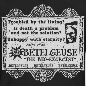 Betelgeuse Bio-Exorcist5 - Men's Premium Long Sleeve T-Shirt