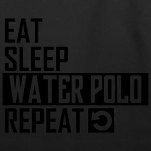 eat sleep waterpolo T-Shirts - Eco-Friendly Cotton Tote