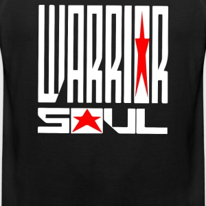 Warrior Soul Logo - Men's Premium Tank