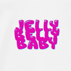 JELLY BELLY BABY Baby Bodysuits - Men's Premium T-Shirt