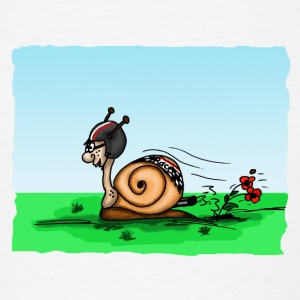 racing snail Other - Men's T-Shirt