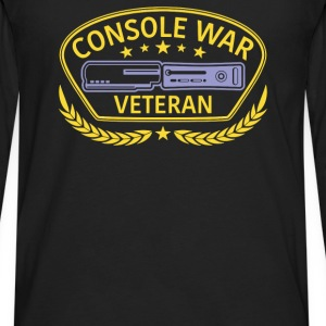 Console War Veteran - Men's Premium Long Sleeve T-Shirt