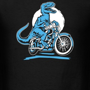 Raptor Cycle - Men's T-Shirt