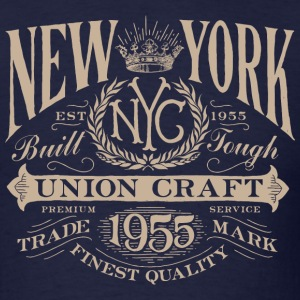 NY Union Craft - Men's T-Shirt