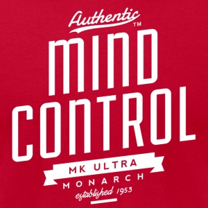 MK Ultra Mind Control Womens Long Sleeve T-Shirt - Men's T-Shirt by American Apparel