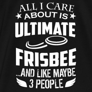 Ultimate Frisbee Tshirt - Men's Premium T-Shirt