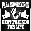 PAPA AND GRANDSON 2.png T-Shirts - Men's T-Shirt