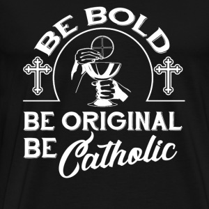 Catholic Shirts - Men's Premium T-Shirt