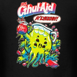 CTHUL AID - Men's T-Shirt