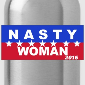 Nasty Women - Water Bottle