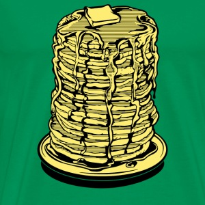 Tower Of Pancakes - Men's Premium T-Shirt