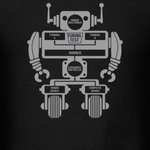 Turing Test - Men's T-Shirt