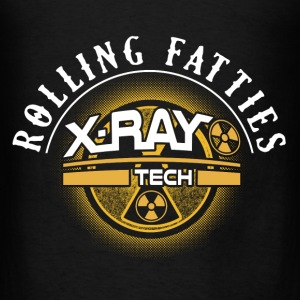X-Ray Tech - Rolling Fatties Hoodies - Men's T-Shirt