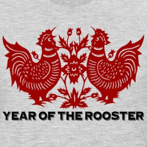Year of The Rooster - Men's Premium Long Sleeve T-Shirt