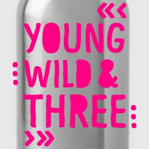 YOUNG WILD AND THREE Baby & Toddler Shirts - Water Bottle