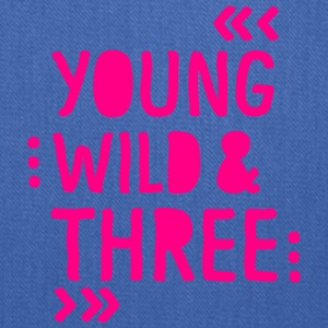 YOUNG WILD AND THREE Baby & Toddler Shirts - Tote Bag