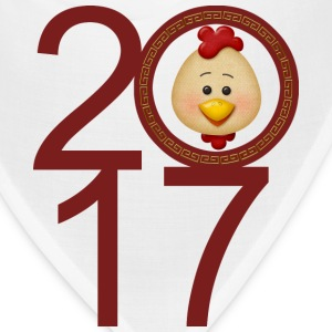 Year of The Rooster 2017 - Bandana