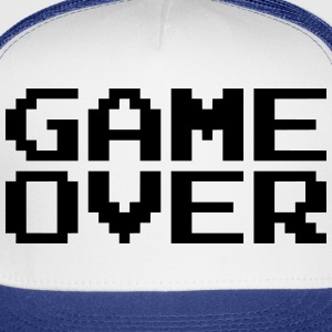 Game Over Tanks - Trucker Cap